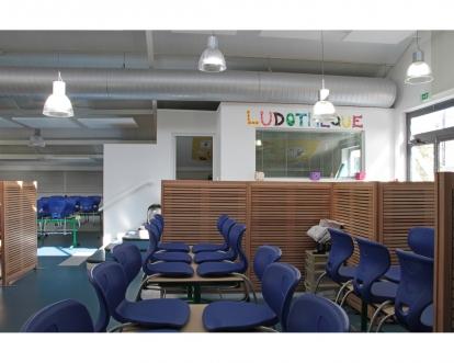 Cloisons acoustiques claustra acoustique cloison bureau for Cloison separatrice