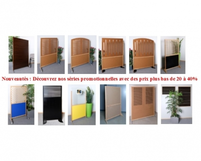 s parations ajour es pour restaurants coles halls d 39 accueil ardal. Black Bedroom Furniture Sets. Home Design Ideas