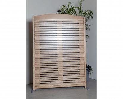 cloison amovible phonique interesting cloison amovible acoustique bois idale pour maisons de. Black Bedroom Furniture Sets. Home Design Ideas